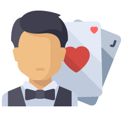 Live Dealer Blackjack hub icon