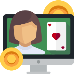 Live Dealer Hold'em hub icon