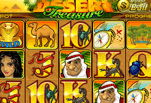 Casino Tropez desert slots game screenshot thumb