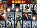 Titan Casino iron man 2 slots game screenshot thumb
